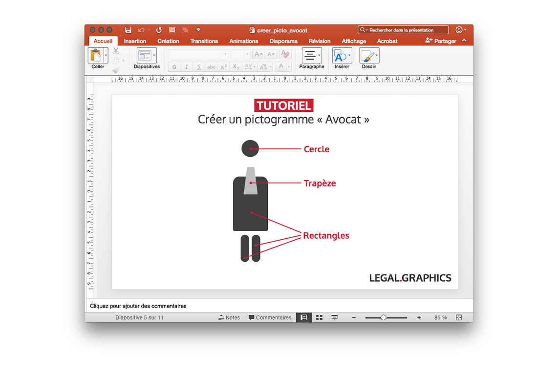 Pictogramme powerpoint